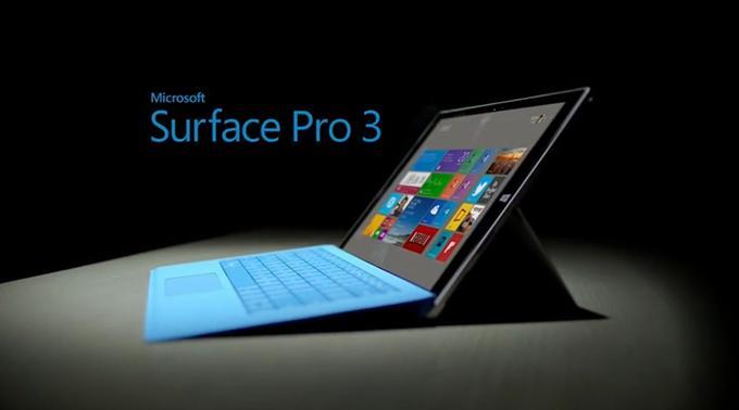 Теперь Surface Pro 3 можно приобрести по гораздо более интересной цене — на целых 100 долларов ниже