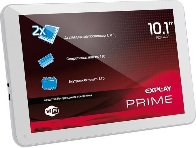Новый игрок на рынке планшетов - Explay Prime