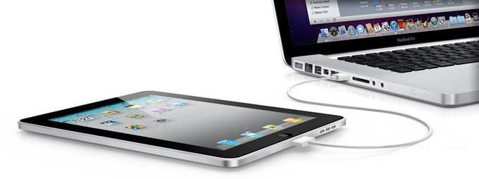 iPad и MacBook
