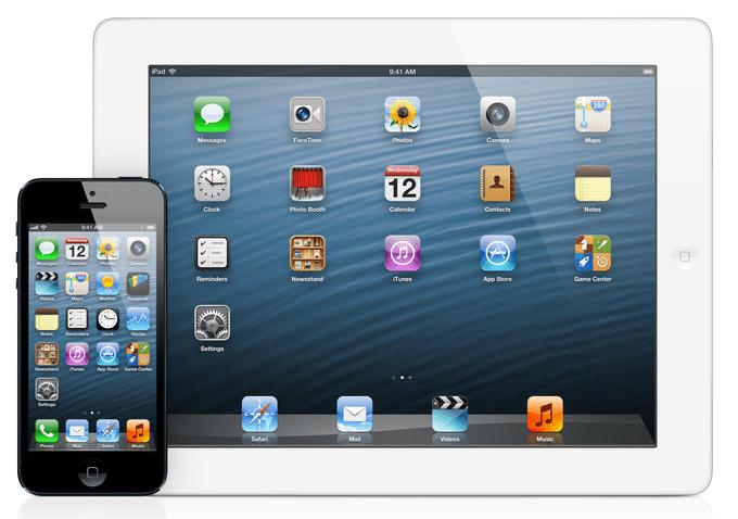 Главное преимущество планшета в размере его экрана