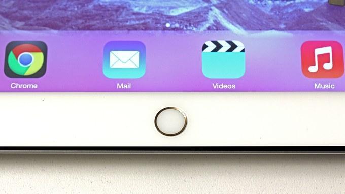 Touch ID требует определенной настройки