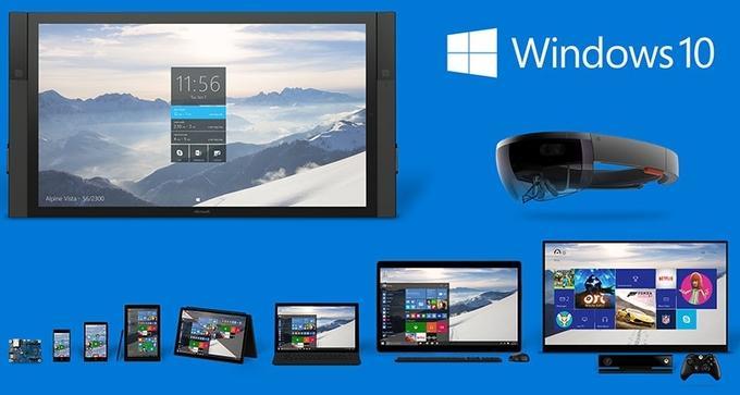 Планшеты Surface и Surface 2, разработанные Microsoft на базе чипсета ARM, получат часть инновационных функций Windows 10