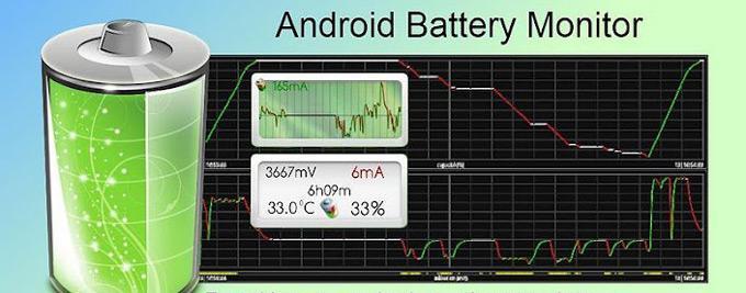 ПриложениеBattery Monitor