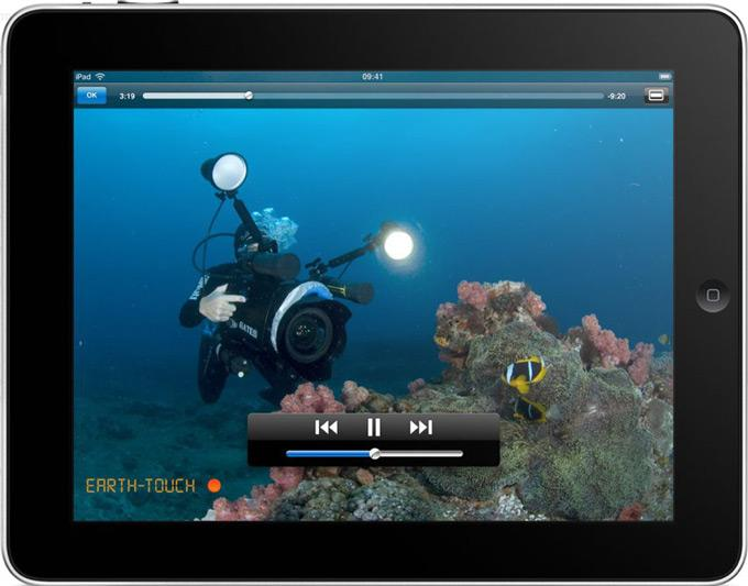 Для комфортного просмотра фильмов на iPad нужен качественный видеопроигрователь
