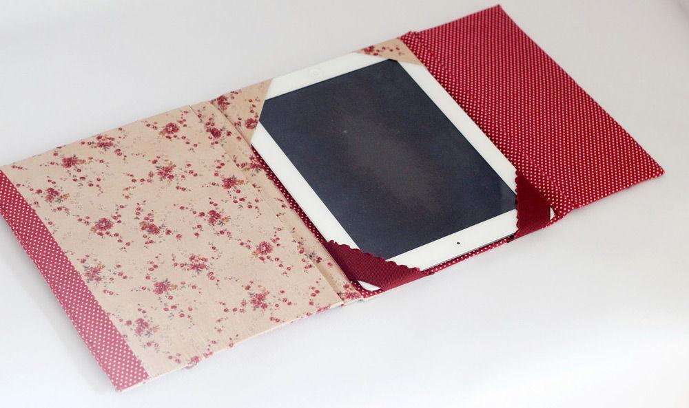 chehol-knizhka-dlya-plansheta Чехол для планшета своими руками