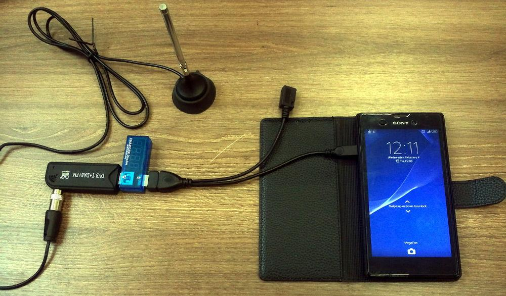 USB OTG кабель