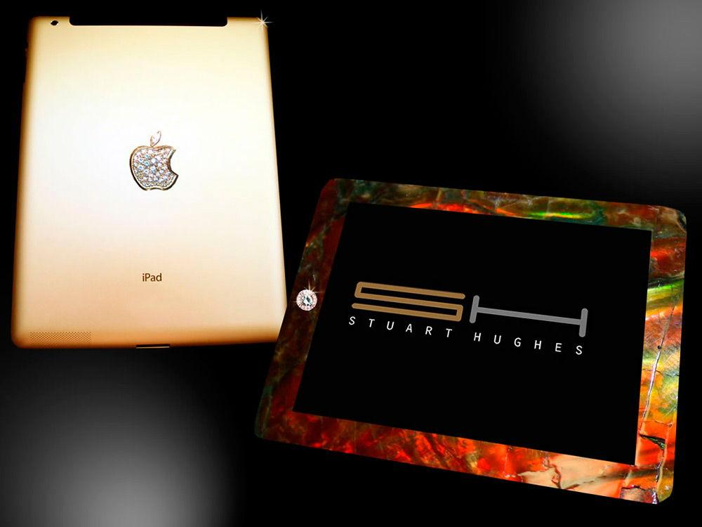 iPad 2 Gold History Edition