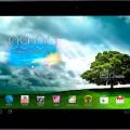 Калибровка экрана Android-планшета