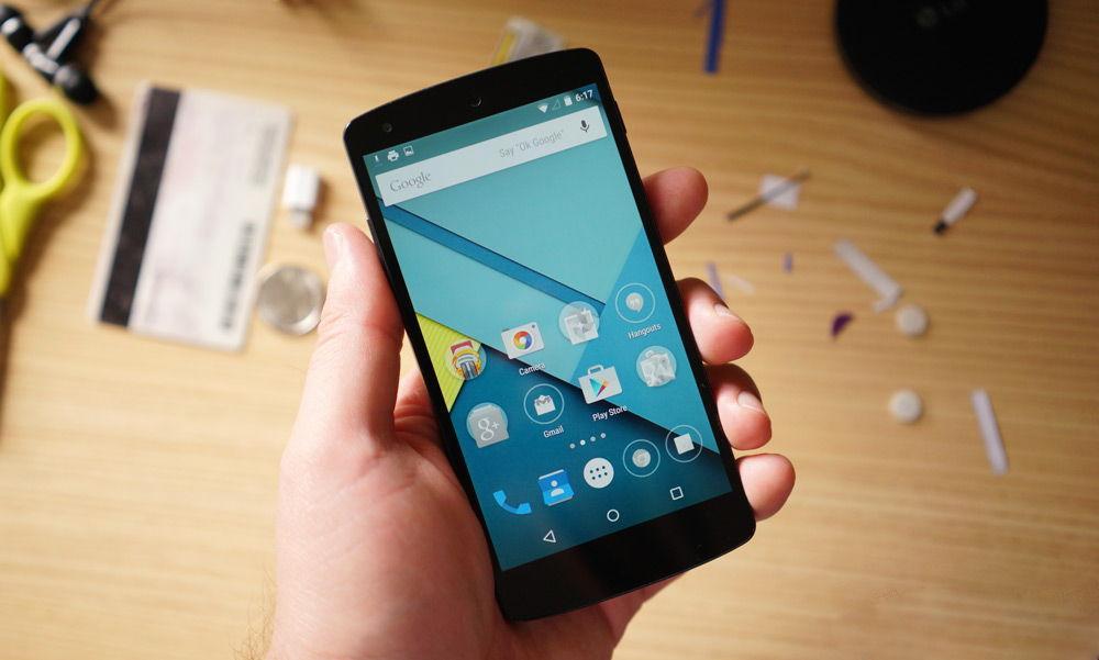 Смартфон на Андроид