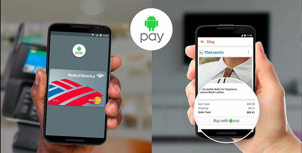 Технология Android Pay