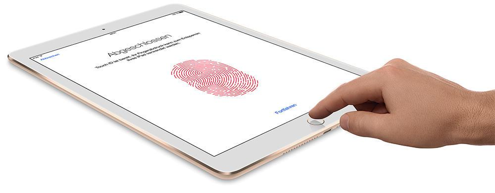 Датчик Touch ID