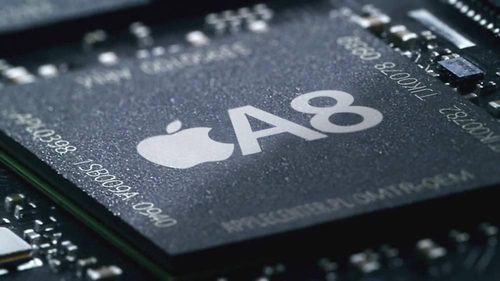 Двухъядерный процессор A8