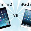 iPad mini 2 и iPad mini