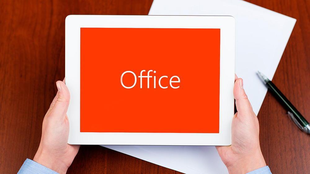 Приложения офис для iPad