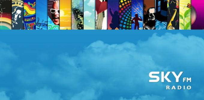 Обзор приложения Sky FM Radio