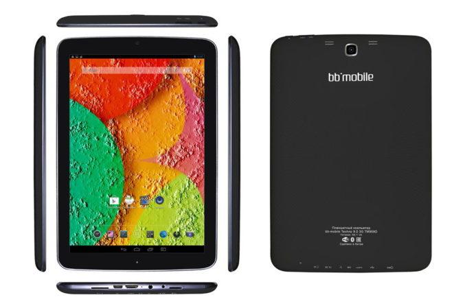 Обзор планшета BB-Mobile Techno 9.0