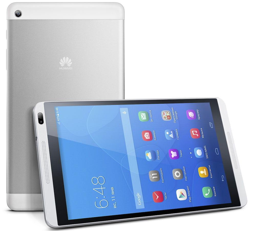 Обзор Huawei MediaPad M1 8.0 LTE
