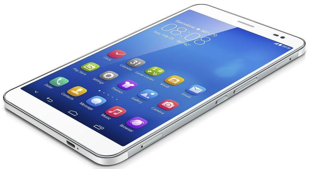 Презентация Huawei MediaPad X1 7.0