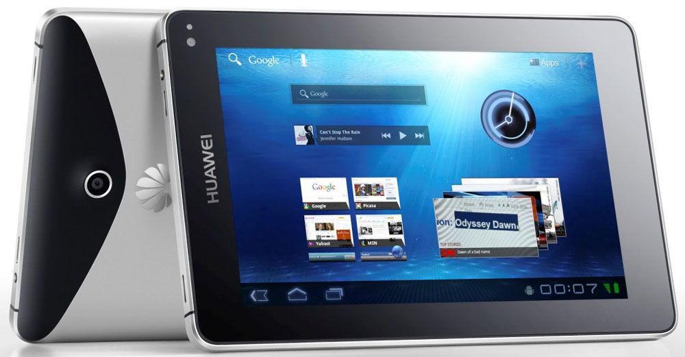 Обзор Huawei MediaPad 7 Classic