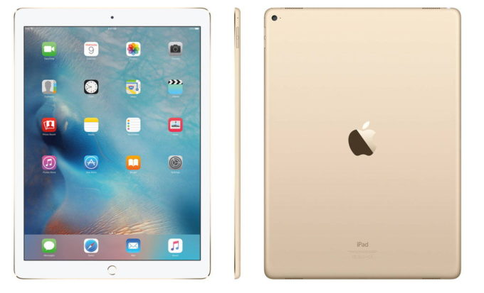 Один из конкурентов Apple iPad Pro