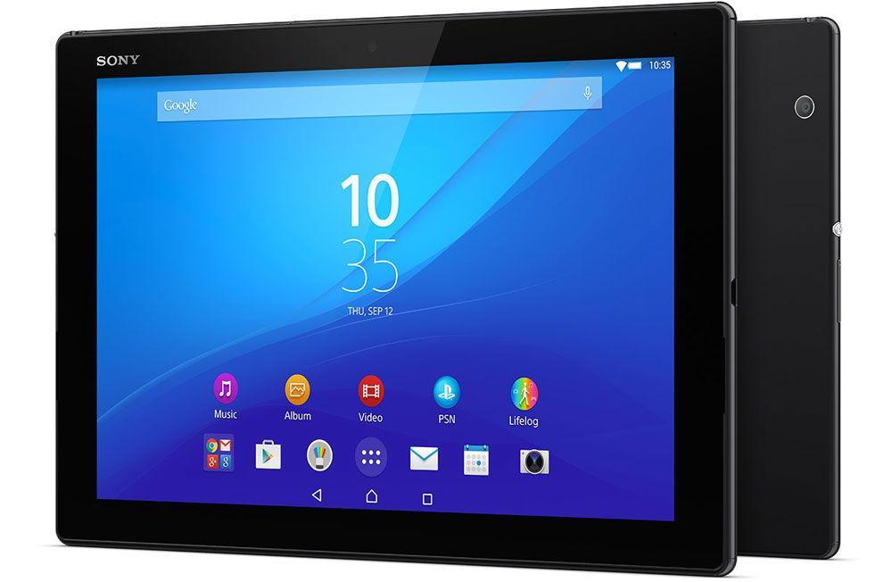 Обзор Sony Xperia Z4 Tablet