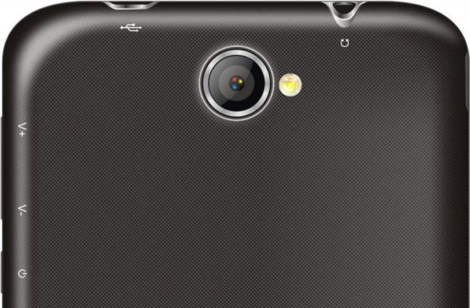 Основная камера с автофокусом
