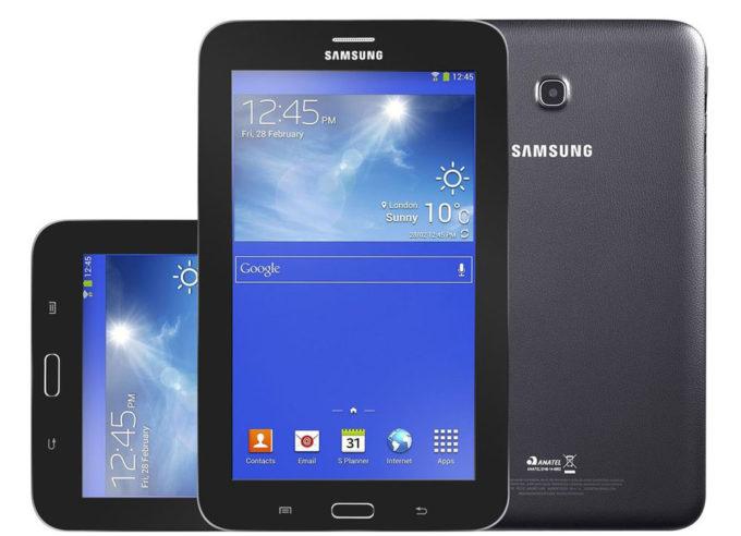 Бюджетный Samsung Galaxy Tab E