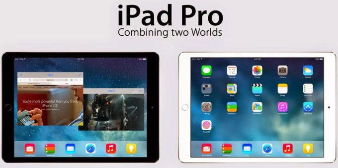 Преимущества Apple iPad Pro