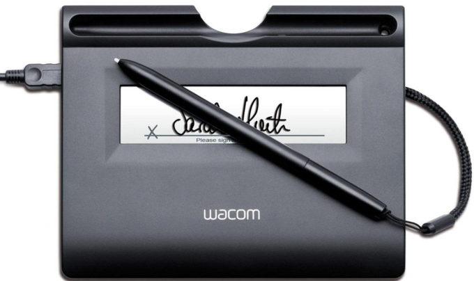 Создание электронной подписи