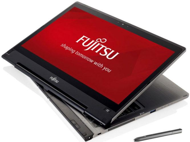 Конкурент Fujitsu Lifebook T904