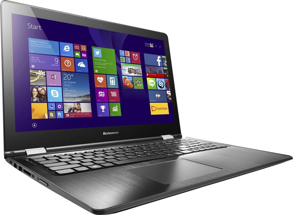 Презентация планшета Lenovo Yoga 500