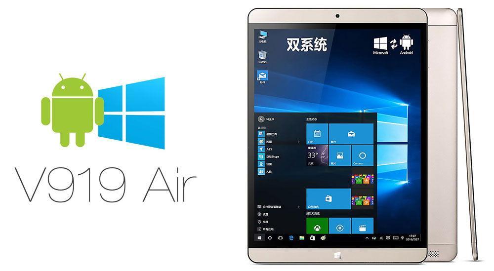 Презентация планшета Onda V919 Air