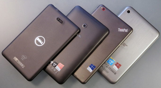 Выбор планшета с металлическим корпусом
