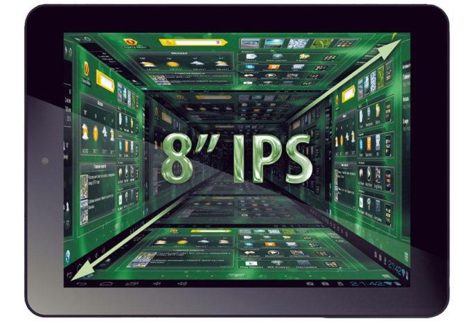 Наиболее популярная матрица IPS
