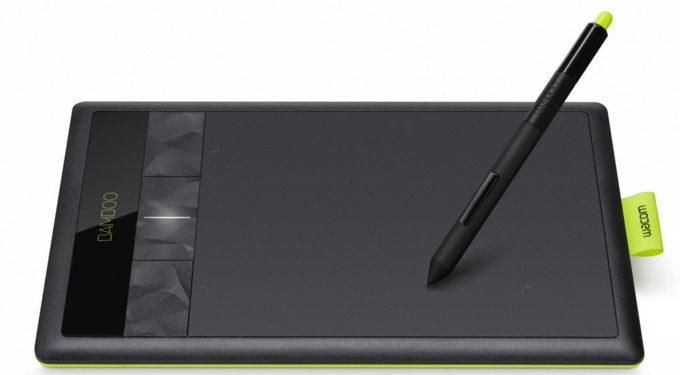 Графический планшет серии Bamboo