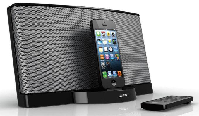Bose SoundDock Digital Music System Series III Lightning