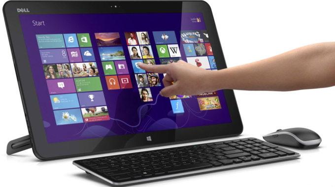 Презентация планшета Dell XPS 18