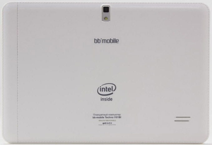 Дизайн планшета с диагональю 10 дюймов