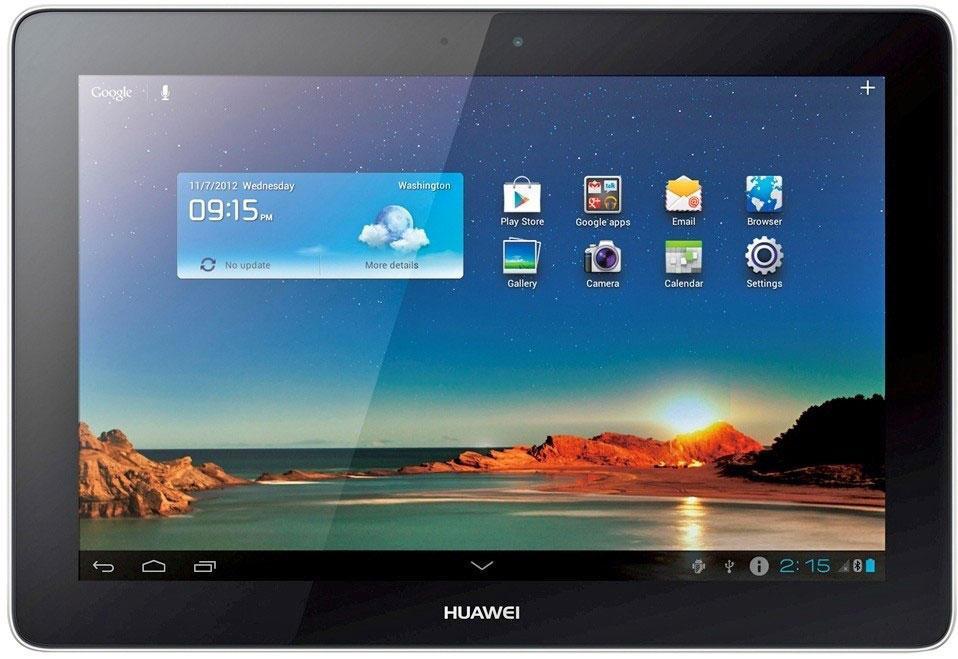Презентация Huawei MediaPad 10 Link