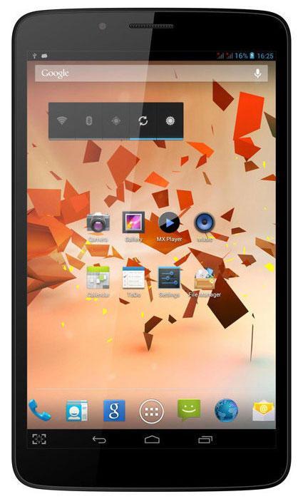 Интерфейс ОС Android 4.2