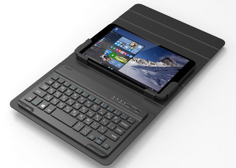 Дизайн Prestigio Multipad Visconte Quad 3GK