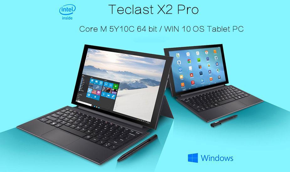 Презентация планшета Teclast X2 Pro