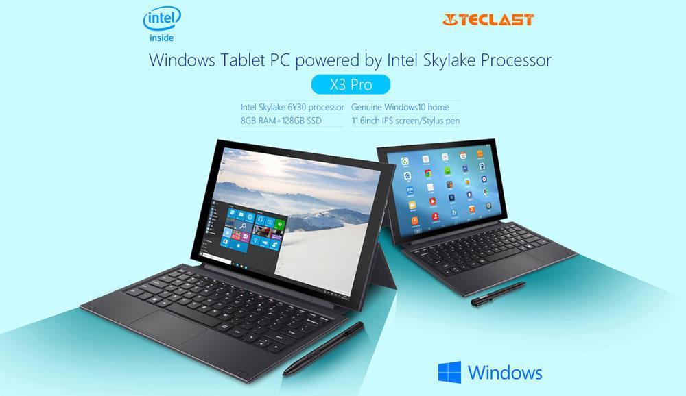 Обзор планшета Teclast x3 Pro