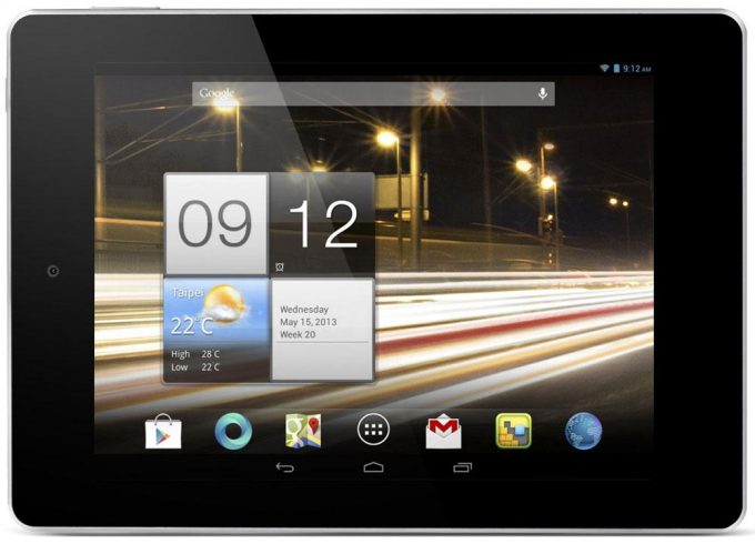 Презентация Acer Iconia Tab A1-811