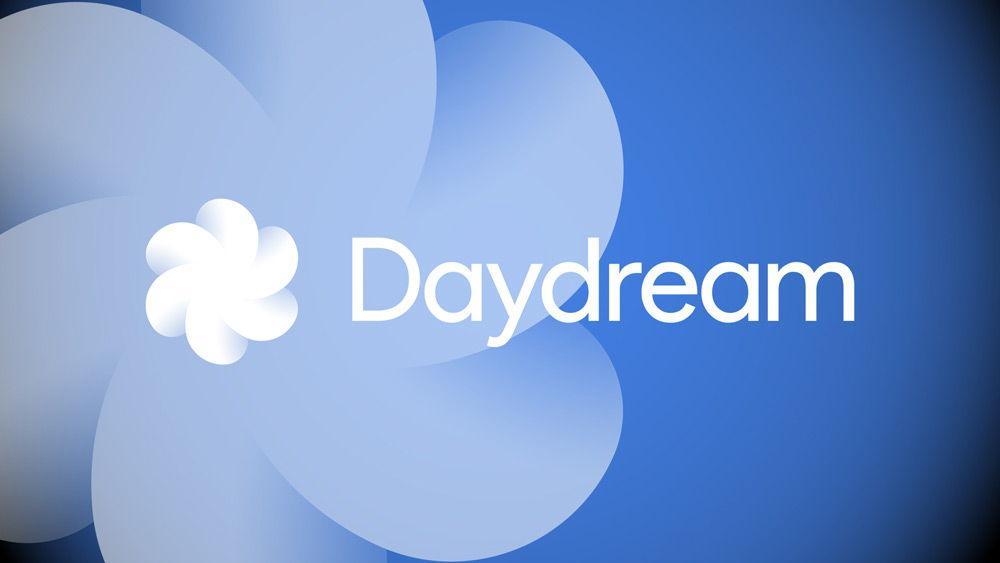 Google Daydream логотип