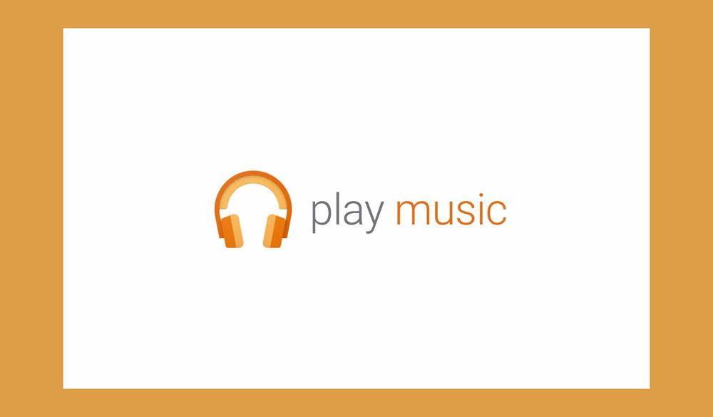 Play Music логотип