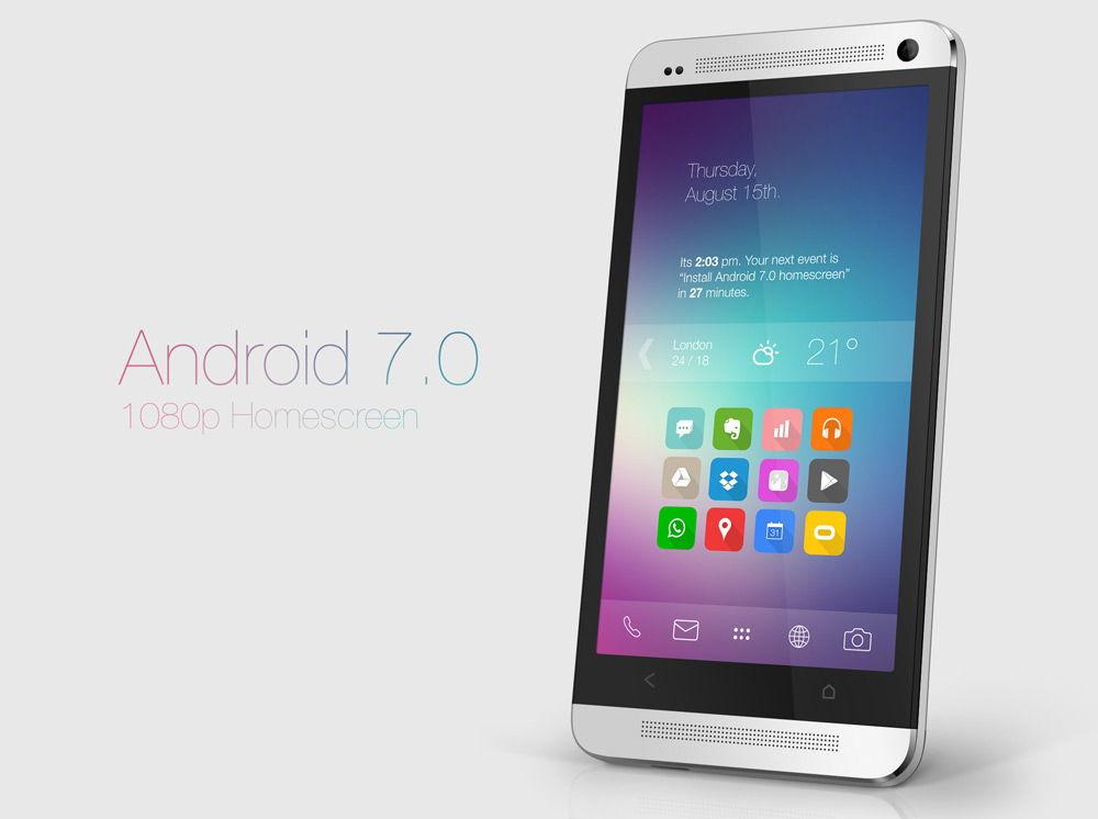 Смартфон на ОС Android