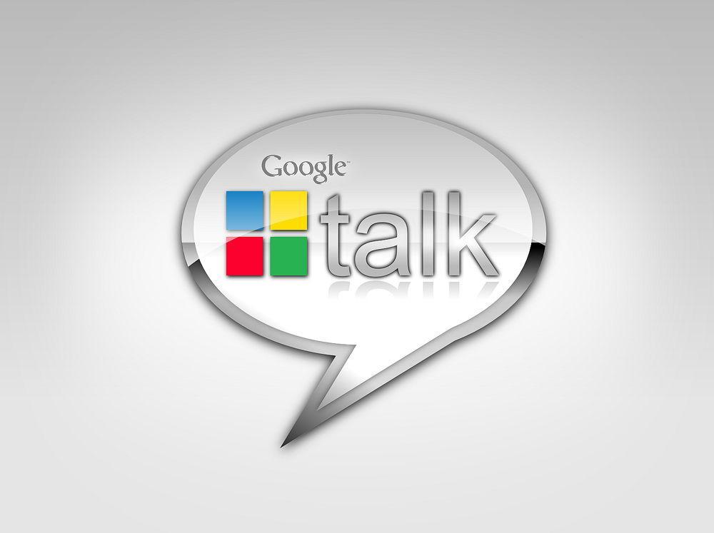 Google Talk логотип