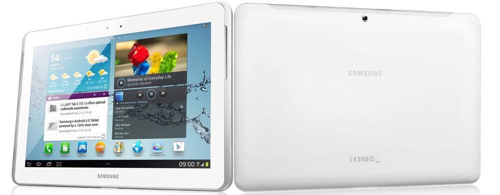 Samsung Galaxy TAB 2 GT-P5100 16Gb White