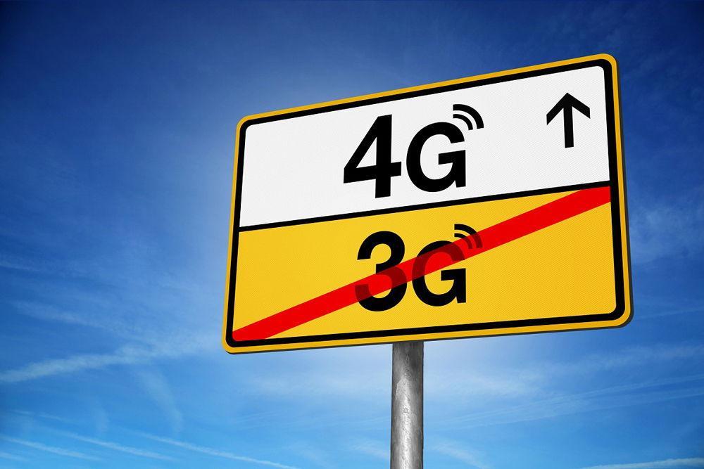 Автомобильный знак 3G 4G